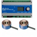 ETO2 4550 din-rail regelunit tbv opritverwarmingsinstallaties inclusief 2 sensoren