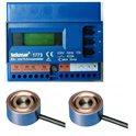 2HEAT®  TEK1773 Din rail thermostaat, tbv opritverwarming incl. 2 sensoren