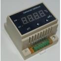2HEAT®  PID, thermostaat met externe sensor voor din-rail montage.