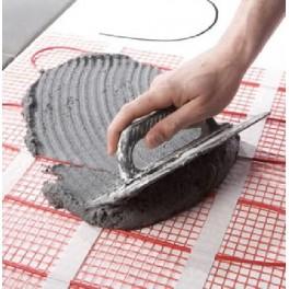 Montage Elekrische vloerverwarming